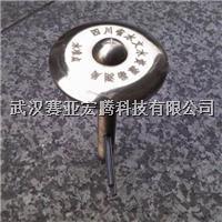 全铜水准点GPS点控制点界址点测量标志3MM厚伞状铜标