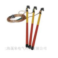 线路母排专用接地线,手握式接地线接地棒,高低压组合式接地棒 FDB