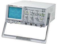 臺灣固緯GOS-6031雙蹤模擬示波器,30M帶寬,頻率計顯示 GOS-6031