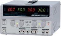 臺灣固緯GPS-3303C直流電源4表3CH直流穩壓電源,0~30V/3A*2,串聯60V 3A,并聯30V 6A  GPS-3303C