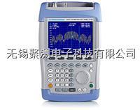 FSH18 手持式頻譜分析儀,頻率范圍:10 MHz 到18 GHz。 噪聲電平<-150 dBm/Hz(前置放大器打開) FSH18