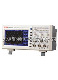 優利德UTD2025CL數字示波器,帶寬25MHz,2通道,7寸寬屏顯示,通過U盤可進行系統軟件升級。 UTD2025CL
