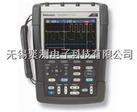 泰克THS3014手持式隔離示波器,帶寬:100MHz,4 條**隔離的浮動通道,6 英寸彩色顯示器 ,USB 設備端口和主控端口 電池可連續工作7 個小時 THS3014
