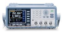 固緯數字電橋LCR-6002: 10Hz~  2kHz(±0.01%) (4 digits resolution) LCR-6002