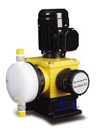 GMA系列机械计量泵 GMA