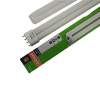 欧司朗  DULUX S/E 7W/840 2G7灯头 4针单U紧凑型荧光灯