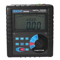 ETCR3000B接地电阻土壤电阻率测试仪 ETCR3000B