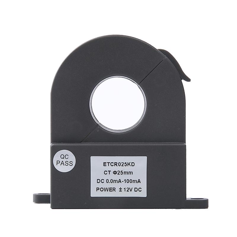 ETCR025KD开合式直流漏电流传感器