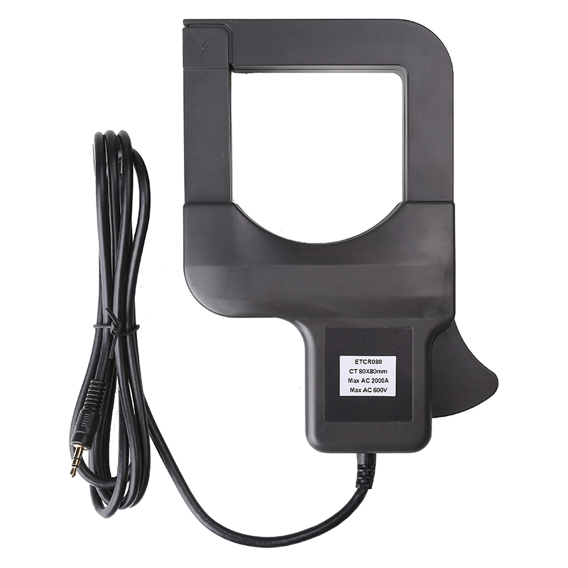 ETCR080 Large Caliber High Accuracy Clamp Current Sensor