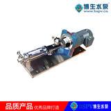 RV微型计量螺杆泵