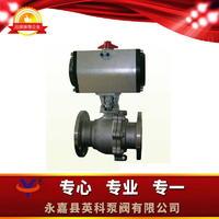 氣動球閥 Q641F