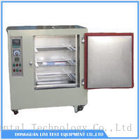 300 ℃  Maximum Temperature Hot Air Sterilized Industrial Oven LY-WXY881