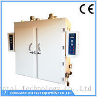 Two controller Auto Large Industrial Oven for Rubber