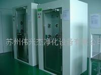 PLC风淋产品 1390x1000x2150