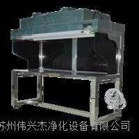 苏州伟兴杰百级垂直流洁净工作台展示 1000x700x1750