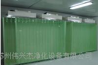 苏州伟兴杰百级洁净衣柜/超净衣柜 1600X650x2200
