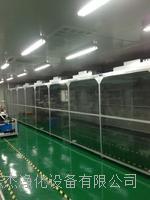 苏州伟兴杰南通10万级洁净棚/简易净化房