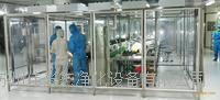 苏州伟兴杰太仓百级洁净工作棚/10级净化工作站 可定制