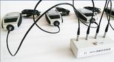 KV-3000測振儀——特別定制四機一體終端共用控制開關