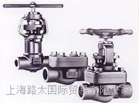 Utsue 进口锻造阀门 Cast Steel Valve