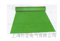 4mm绿色平板绝缘垫 4mm