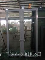 钢质玻璃防火门 可以定做尺寸