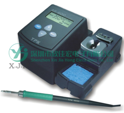 AS-600A 高效智能无铅焊台
