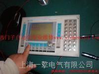上海西门子OP25按键屏无显示维修 OP25
