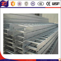 China Suppier Flexible Aluminun alloy cable tray