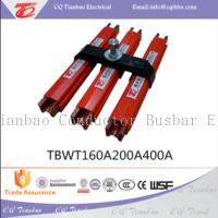 TBWT Overhead Crane Single Pole Electrical Supply Crane Copper  Bus Bar TBWT