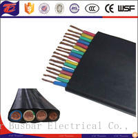 Insulated YBF Flat Cable System for Power Supply  YBF