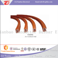 DHK Multi-Pole Curved Conductor Rail System