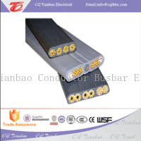 Insulated YBF Flat Cable System for Power Supply