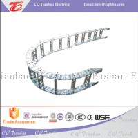 TL type steel towline drag chain