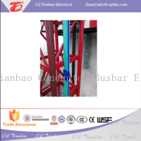 Construction elevator Conductor Bar System TBHX1