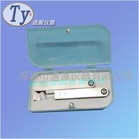 海南 10规格爬电距离测试卡 电气间隙测试卡