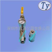 山东 IPX6喷嘴淋水试验装置|IPX6淋水测试喷头