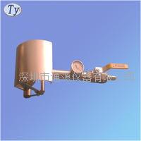 安徽 IPX3防淋雨测试喷头|IPX4防淋雨试验喷嘴 IPX3/4