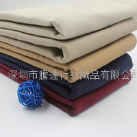 香港厂商专供 全工艺74*44斜纹布 箱包服饰全棉10*10斜纹布 纱卡