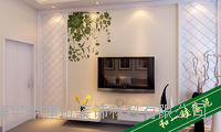 硅藻泥 电视背景墙 硅藻泥背景墙 装修设计 背景墙设计 大厅设计装修 房屋翻新 油漆 墙纸 餐厅设计装修