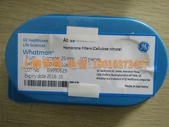硝酸纤维素膜nc膜8.0um25mmwhatman沃特曼1040010610400106