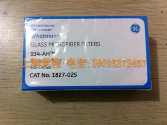 whatman 沃特曼 Grade 934-AH玻璃纤维滤纸货号1827-025
