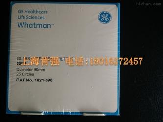 GF B玻璃纤维滤纸货号1821-110 whatman 沃特曼