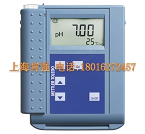 pH 1120 便携式 pH计 IP66 防护等级 Ex 梅特勒