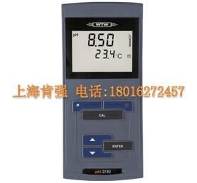 德国WTW Portable meter ProfiLine pH 3110