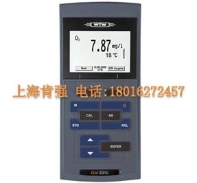 德国WTW Oxygen portable meter ProfiLine Oxi 3310