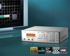 Model 2401视频信号图形产生器