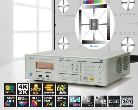 Model 2403可编程视频信号图形产生器