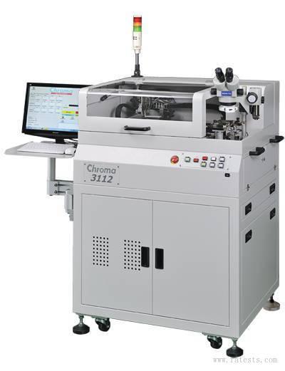 Model 3112晶片测试分类机