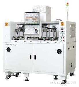 Model 3160 series指纹辨识芯片4 site 终端测试分类机